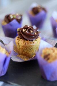 cupcakes mini pistache chocolat2