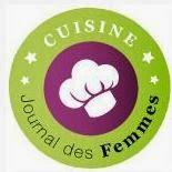 logo journal des femmes cuisine